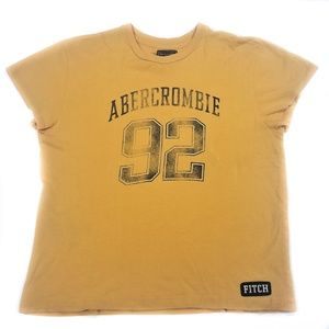 Vintage Abercrombie and Fitch Tee